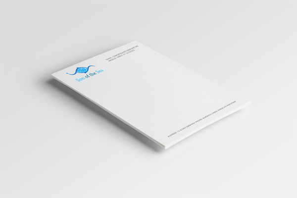 Son of the Sea Letterhead